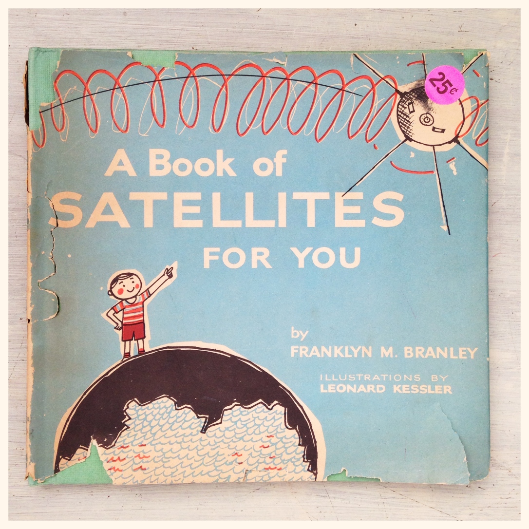 A Book of Satellites