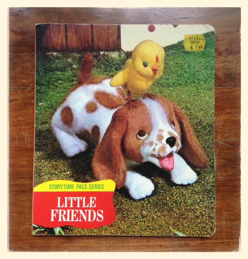 LittleFriends Cover 1