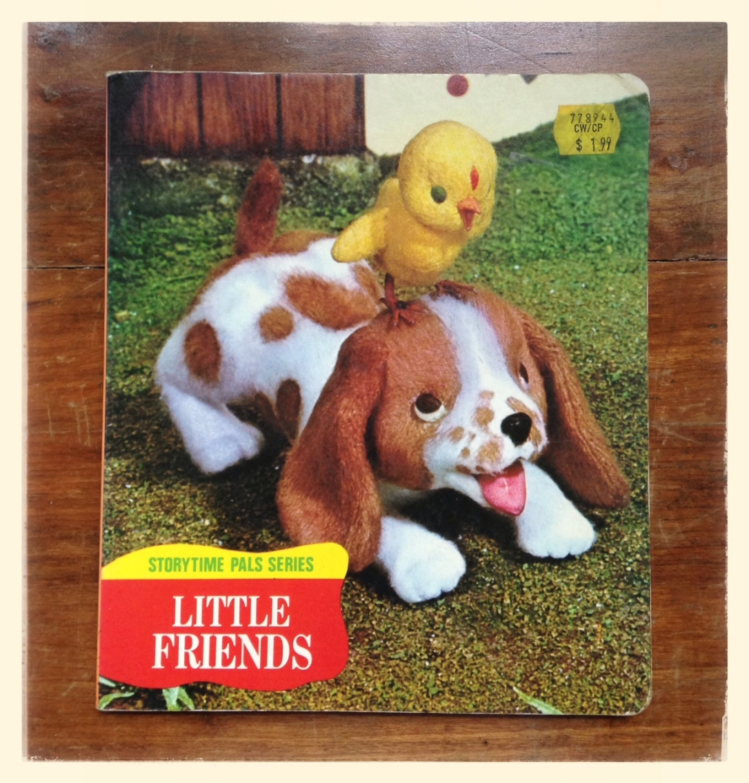 LittleFriends Cover 1