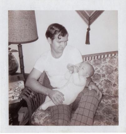 Dad and David 1975